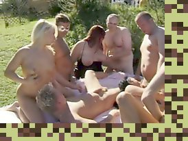 swingers outdoors
